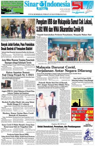Pangdam I/BB dan Wakapolda Sumut Cek Lokasi, 3.592 WNI dan WNA Dikarantina Covid-19