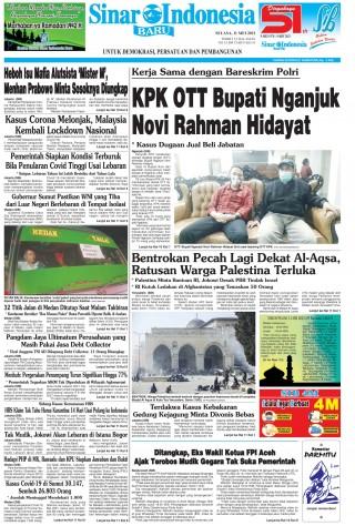 KPK OTT Bupati Nganjuk Novi Rahman Hidayat