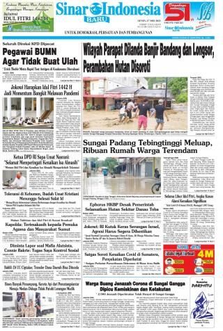 Wilayah Parapat Dilanda Banjir Bandang dan Longsor, Perambahan Hutan Disoroti