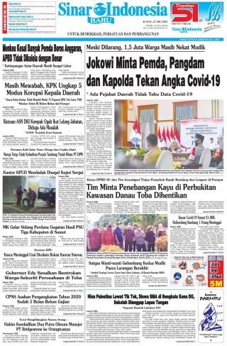 Jokowi Minta Pemda, Pangdam dan Kapolda Tekan Angka Covid-19
