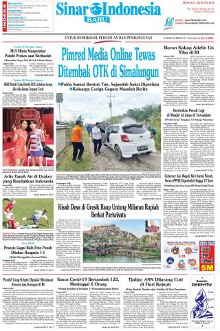 Pimred Media Online Tewas Ditembak OTK di Simalungun