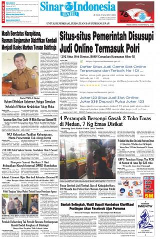 Situs-situs Pemerintah Disusupi Judi Online Termasuk Polri