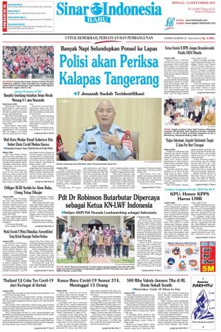 Polisi akan Periksa Kalapas Tangerang