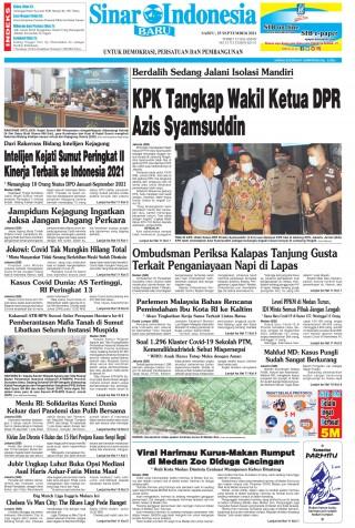 KPK Tangkap Wakil Ketua DPR Azis Syamsuddin