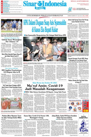 KPK Dalami Dugaan Suap Azis Syamsuddin di Kasus Eks Bupati Kukar