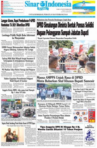DPRD Simalungun Diminta Bentuk Pansus Selidiki Dugaan Pelanggaran Sumpah Jabatan Bupati