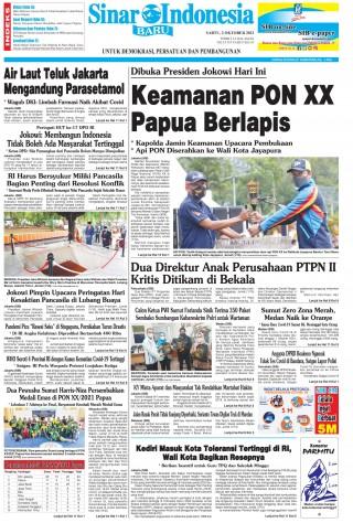 Keamanan PON XX Papua Berlapis