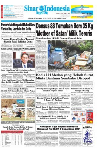 Densus 88 Temukan Bom 35 Kg 'Mother of Satan' Milik Teroris