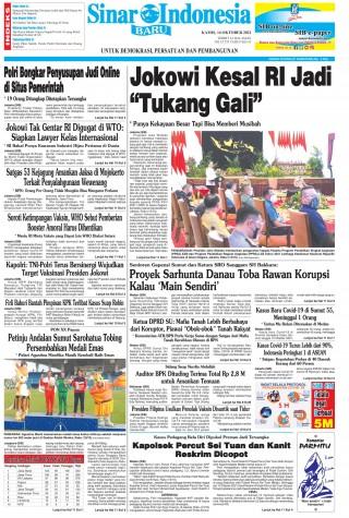 """Jokowi Kesal RI Jadi """"Tukang Gali"""""""