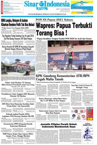 Wapres: Papua Terbukti Torang Bisa !